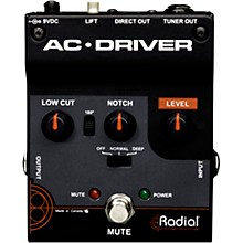 Open BoxRadial Engineering AC-Driver Acoustic Instrument Preamp