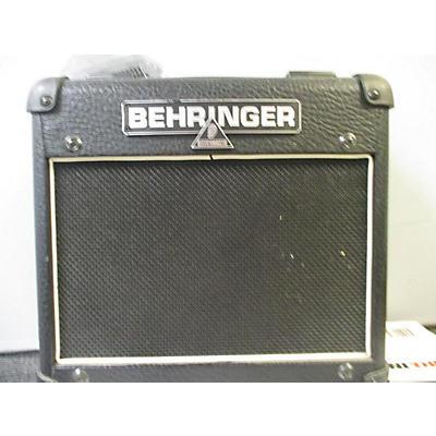 Behringer AC108 VINTAGER Tube Guitar Combo Amp
