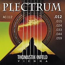 Thomastik AC112 Plectrum Bronze Acoustic Strings Medium Light
