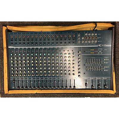 Audio Centron AC116 Powered Mixer