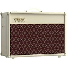 Vox AC15 15W 1x12 Tube Guitar Combo Amp Cream