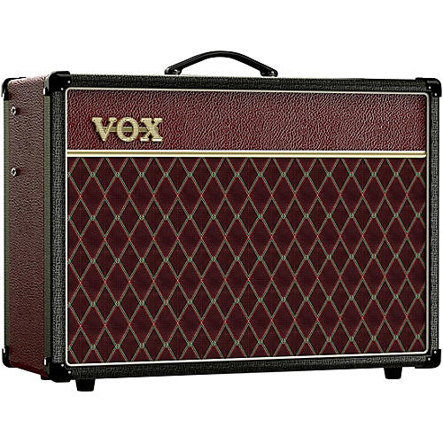 AC15 Limited-Edition Two-Tone 15W 1x12 Tube Guitar Combo Amp