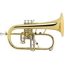 AC154-1-0 Professionel Bb Flugelhorn Silver Rose Brass Bell