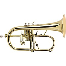 AC155-1-0 Professionel Bb Flugelhorn Lacquer Rose Brass Bell