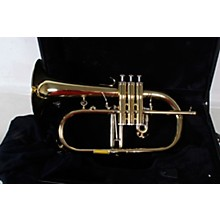 Open Box Antoine Courtois Paris AC155-1-0 Professionel Bb Flugelhorn