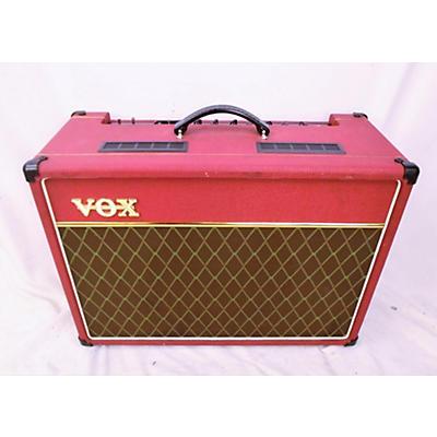 Vox AC15C1 15W LTD ED RED Tube Guitar Combo Amp