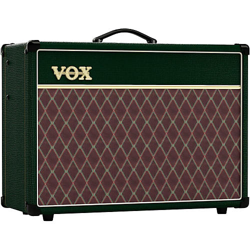 Vox AC15C1 Classic Limited Edition 15W 1x12 Tube Guitar Combo Amp