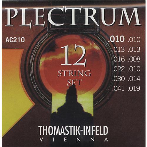 Thomastik AC210 Plectrum Bronze Extra Light Acoustic 12-String Guitar Strings