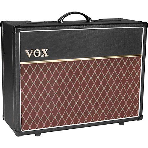 Vox AC30S1 30W 1x12 Tube Guitar Combo Amp Black