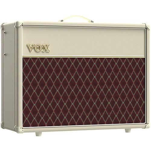 vox ac30s1 30w 1x12 tube guitar combo amp cream musician 39 s friend