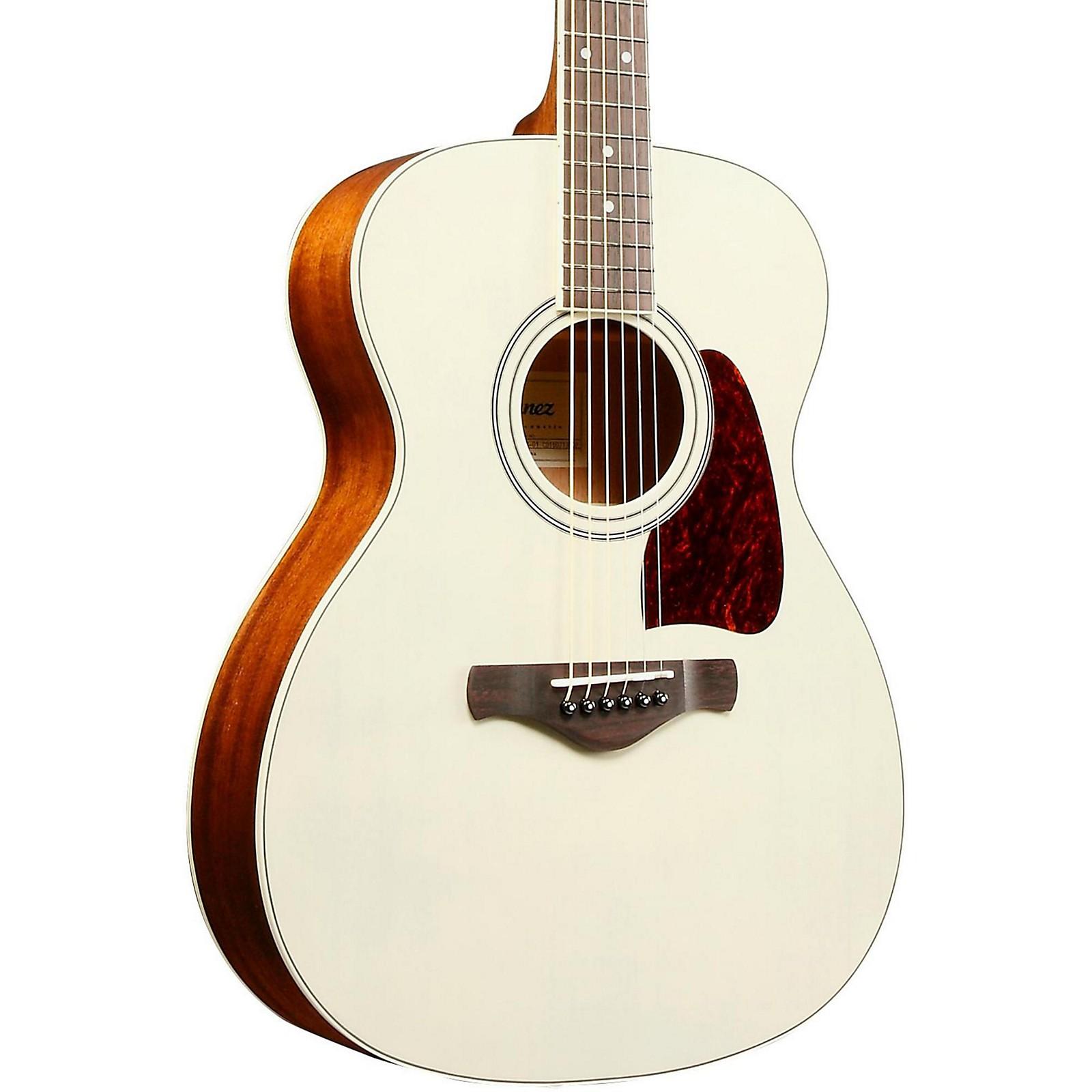 Ibanez AC320ABL Solid Top Grand Concert Acoustic Guitar