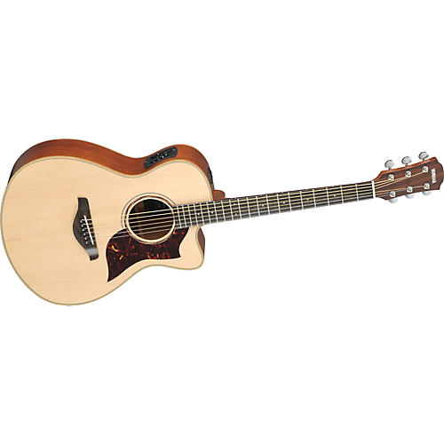 Yamaha AC3M All Solid Wood Concert Acoustic-Electric Guitar with SRT Preamp/Pickup