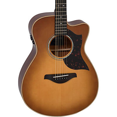Yamaha AC3M DLX A Series Concert Acoustic-Electric Guitar