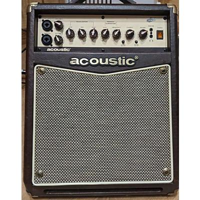 Acoustic AC40 Acoustic Guitar Combo Amp