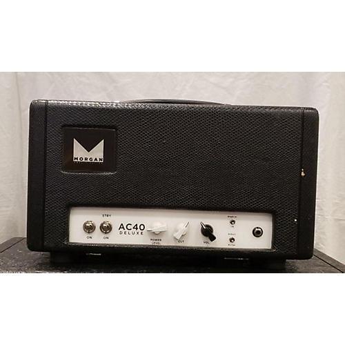Morgan Amplification AC40 Deluxe Tube Guitar Amp Head