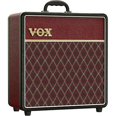 Vox AC4112 Limited-Edition Two-Tone 4W 1x12 Tube Guitar Combo Amp