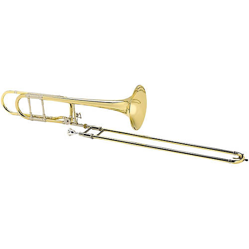 Antoine Courtois Paris AC420BO Legend Series F-Attachment Trombone with Sterling Silver Leadpipe Lacquer Yellow Brass Bell