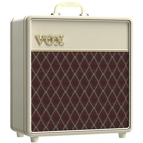 vox ac4c1 12 classic 4w 1x12 tube guitar combo amp cream musician 39 s friend. Black Bedroom Furniture Sets. Home Design Ideas