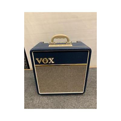 Vox AC4C1 Custom 4W 1x10 Tube Guitar Combo Amp