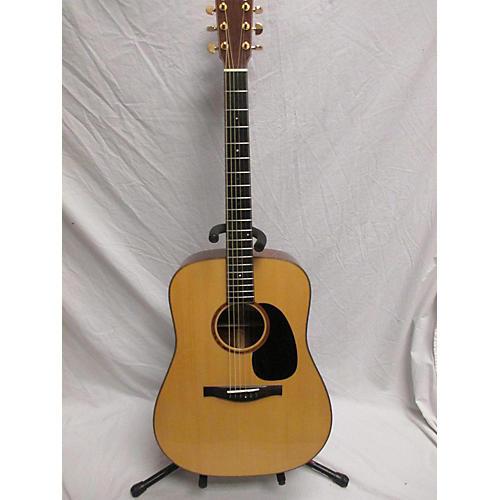 Eastman AC520 Acoustic Guitar Natural