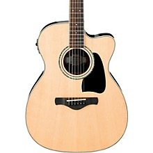 Open Box Ibanez AC535CENT Artwood Grand Concert Acoustic-Electric Guitar