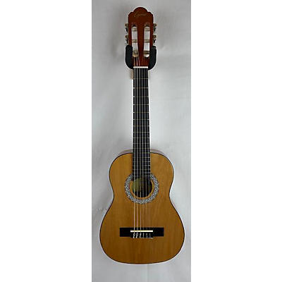 Lyons AC964N14 Classroom 1/4 Size Classical Acoustic Guitar
