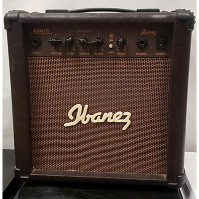Ibanez ACA15 Acoustic Guitar Combo Amp