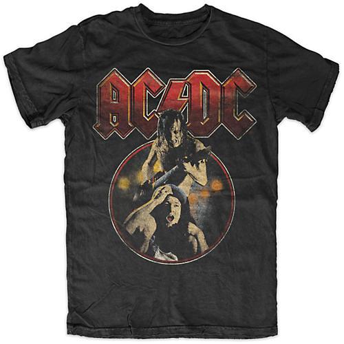 Fea Merchandising ACDC - Angus Piggy Back T-Shirt