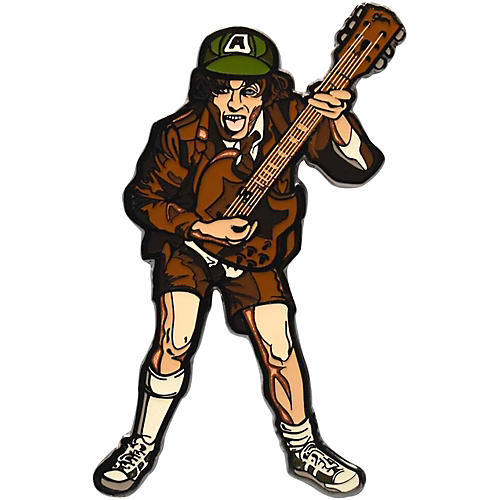 Entertainment Earth ACDC - High Voltage Angus Young