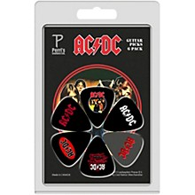 Perri's ACDC Guitar Pick 6-Pack