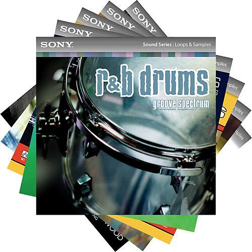 Sony ACID Loops - Drum Pack