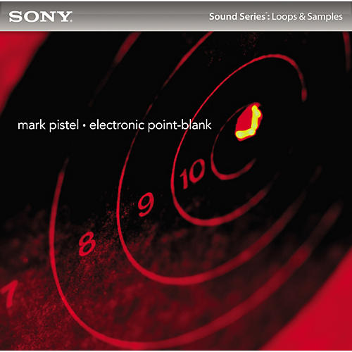 Sony ACID Loops - Electronic Point-Blank