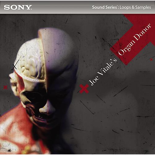 Sony ACID Loops - Joe Vitale: Organ Donor