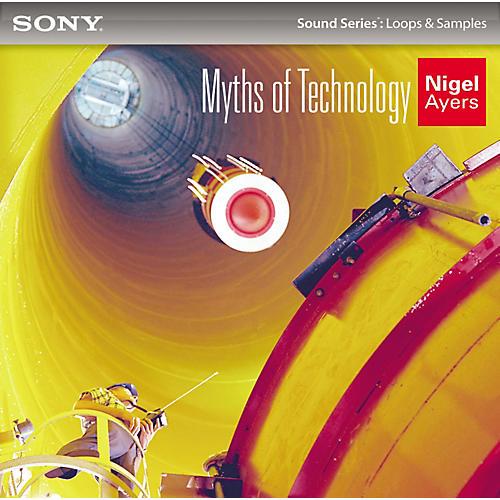 Sony ACID Loops - Nigel Ayers: Myths of Technology
