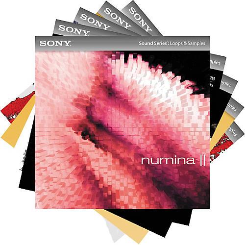 Sony ACID Loops - Scoring Pack III: The Return