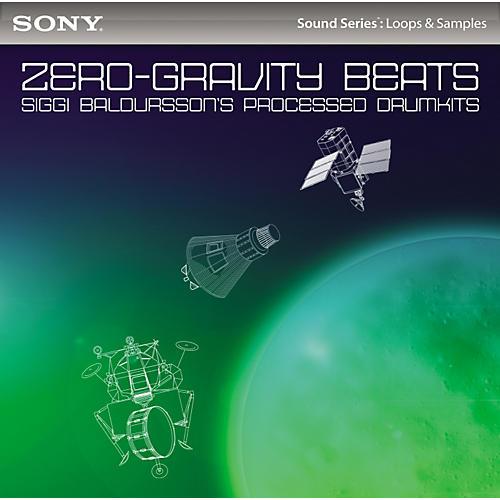 ACID Loops - Zero Gravity Beats - Siggi Baldursson's Processed Drumbeats