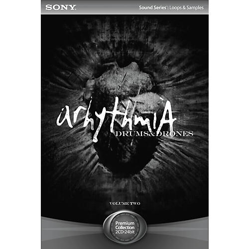 Sony ACID Loops - arhythmiA: Drums and Drones Volume Two