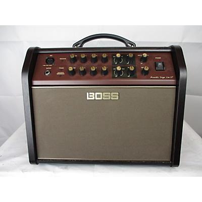 BOSS ACOUSTIC SINGER LIVE LT Acoustic Guitar Combo Amp