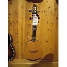 Godin ACS Custom Figured Maple W Ebony Fingerboard Classical Acoustic Electric Guitar