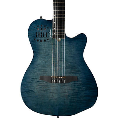 Godin ACS Denim Blue Acoustic-Electric Guitar