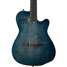 Open Box Godin ACS Denim Blue Acoustic-Electric Guitar