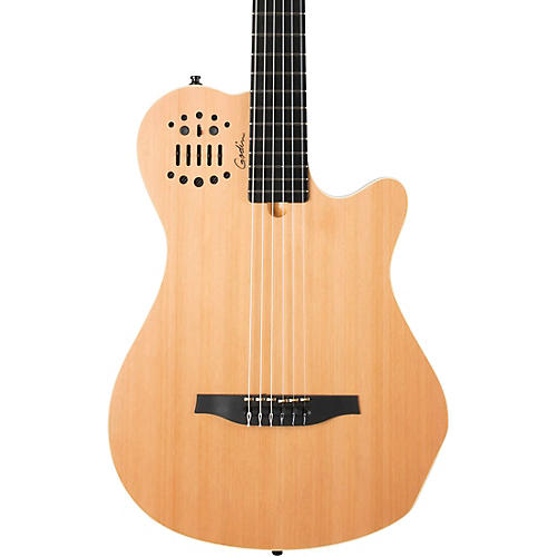godin acs grand concert nylon string acoustic electric guitar natural musician 39 s friend. Black Bedroom Furniture Sets. Home Design Ideas