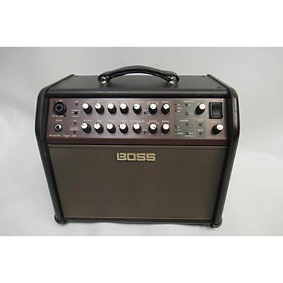 BOSS ACS Live Acoustic Guitar Combo Amp
