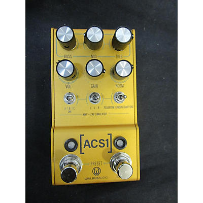 Walrus Audio ACS1 Effect Pedal