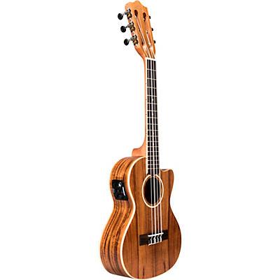 Lanikai ACST-6CET Acacia 6-String with Kula Preamp A E Ukulele