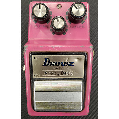 Ibanez AD-9 Analog Delay Effect Pedal