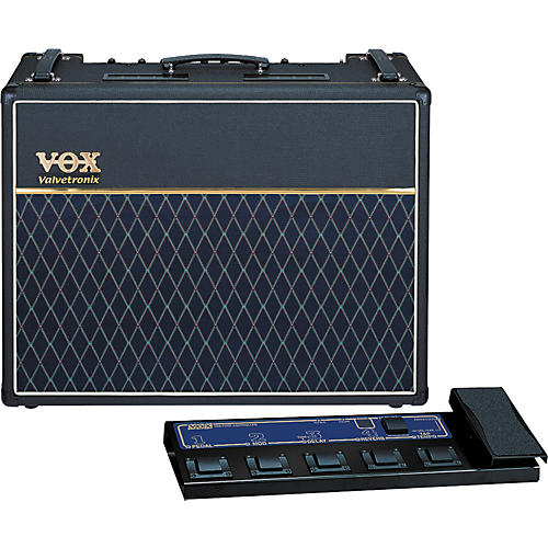 Vox AD120VT Valvetronix with Footcontroller Package