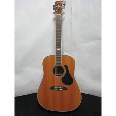 Alvarez AD410N Acoustic Guitar