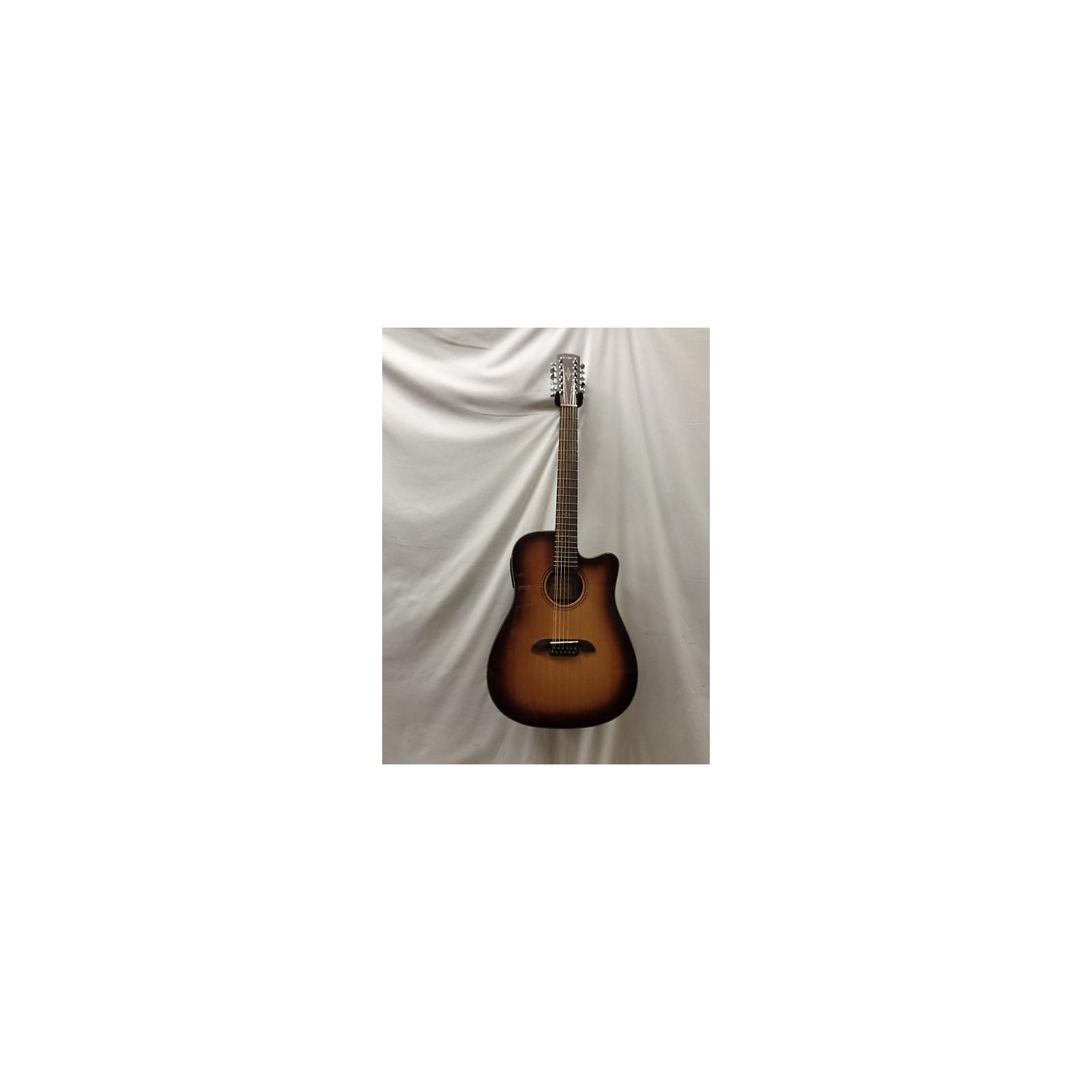 Alvarez AD60-12CESHB 12 String Acoustic Electric Guitar