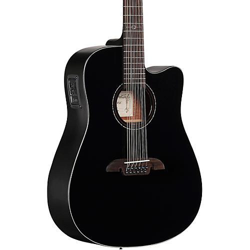 Alvarez AD60 Artist Series 12-String Dreadnought Acoustic-Electric Guitar
